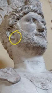 Top shelf Hadrian. Yellow circle was not included.